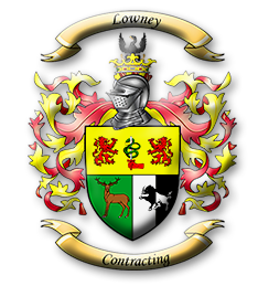 lowney family crest